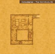 Swinedimples Academy Old School - B2