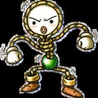 DQX - Wire man