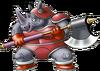 DQIVDS - Rhinoceraxe