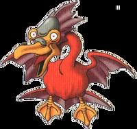 DQVIDS - Perky pelican
