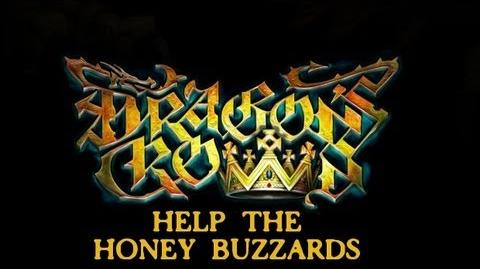 Dragon's Crown - Quest 1 Help the Honey Buzzards (Museum Owner Trophy Walkthrough)