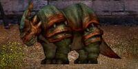 Tough Bristleback Dragon