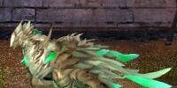 Crystalline Chaos Dragon