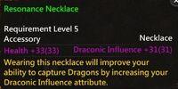 Resonance Necklace