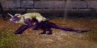 Thistle Horned Dragon