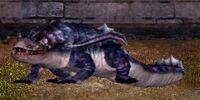 Onyx Muckmire Dragon