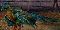 Verdant Predator Dragon