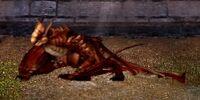Bloodthirsty Rustwind Dragon