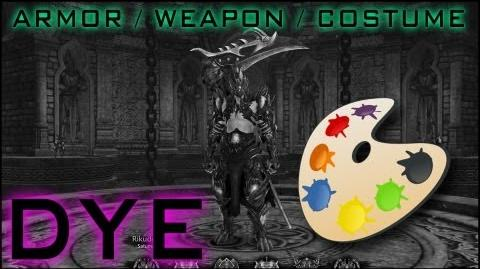 Dragon's Prophet Dye Guide
