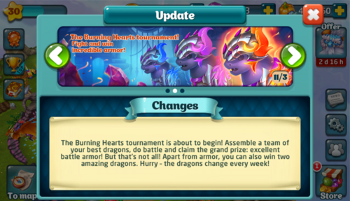 Tournament LXXXIII Update
