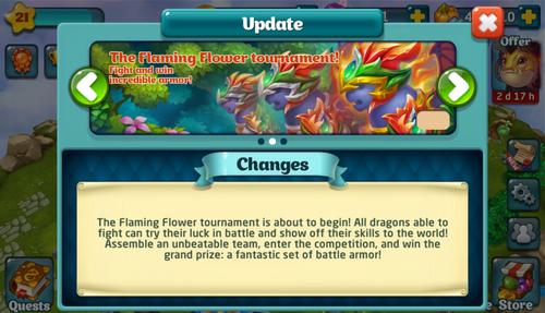 Tournament XLVII Update
