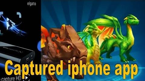 Dragons World with ELGATO CAPTURE HD