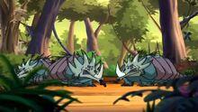 Herbvour dragons