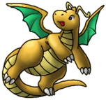 Dragonite arkeis display