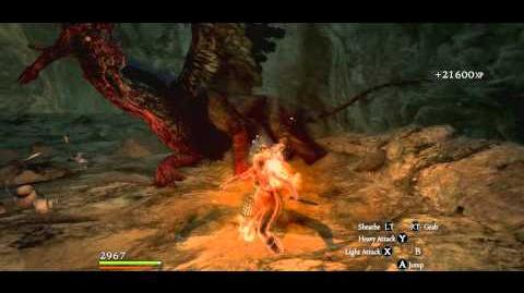 The Assassin's Immolation skill demonstration. Cockatrice slain in 8 seconds.