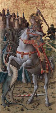 Ascalon carlo crivelli 15th century 2
