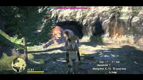 Chimera near the Blighted Manse I. 6 Masterful Kill counters