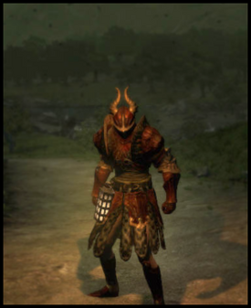 Crimson Armor Set