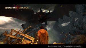 El dragón y el Arisen