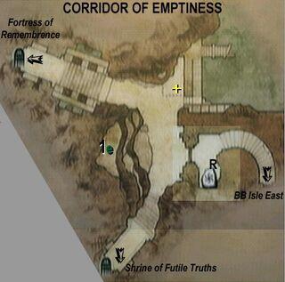 POST 17 - Corridor of Emptiness