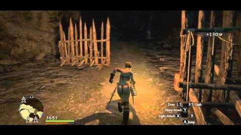 Nameless Terror (quest walkthrough)