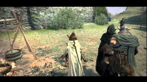 Dragon's Dogma ~ A Troublesome Tome Grimoire Location