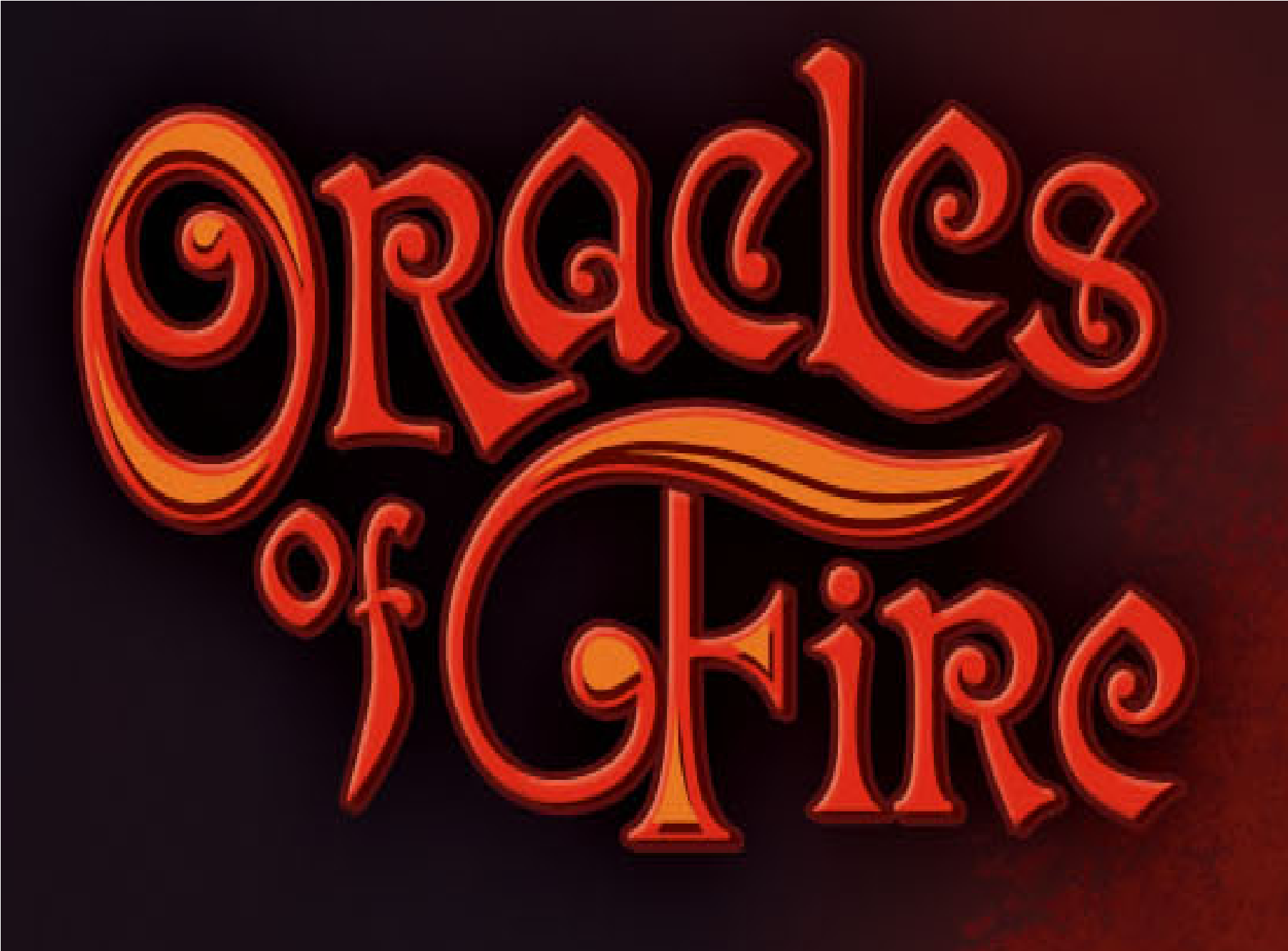 Oracles Fire Oracles of Fire is a Series of