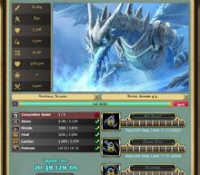 New Frost Dragon Battle Arts!!