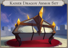 Kaiser Dragon Armor Set icon