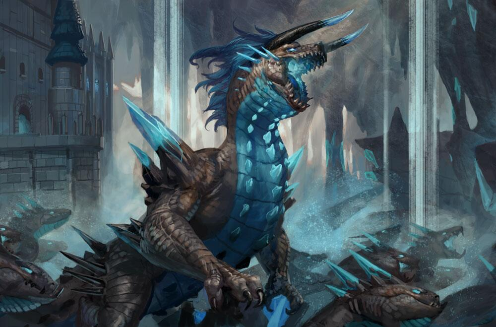 Steelshard Dragon | Dragons Of Atlantis Wiki | Fandom ...