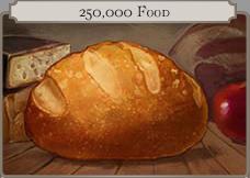 250k Food icon