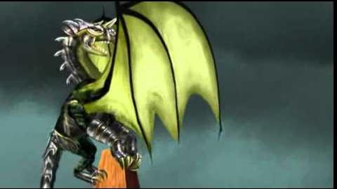 Dragons Of Atlantis Great Dragon