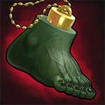 Item Lucky Orc's Foot