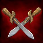 Item Knives of Hackenslash