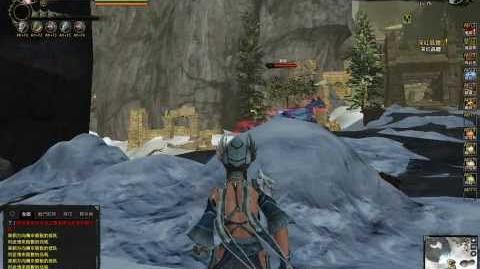 寒月 路線二(Lunar Frost pathway 2) 群龍默示錄 - Dragon's prophet