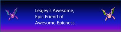400px-Leajey Badge of Awesomness