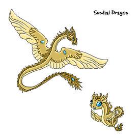 Sundial Dragon