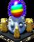 Rainbow Pedestal