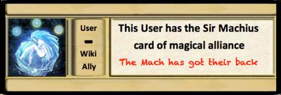Card of Alliance