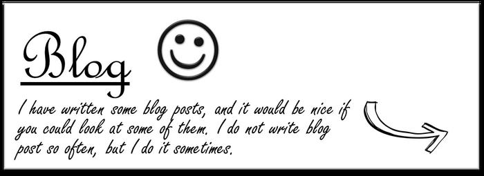 ProfileBlog NemiS