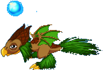 EvergreenDragonTwinJuvenile