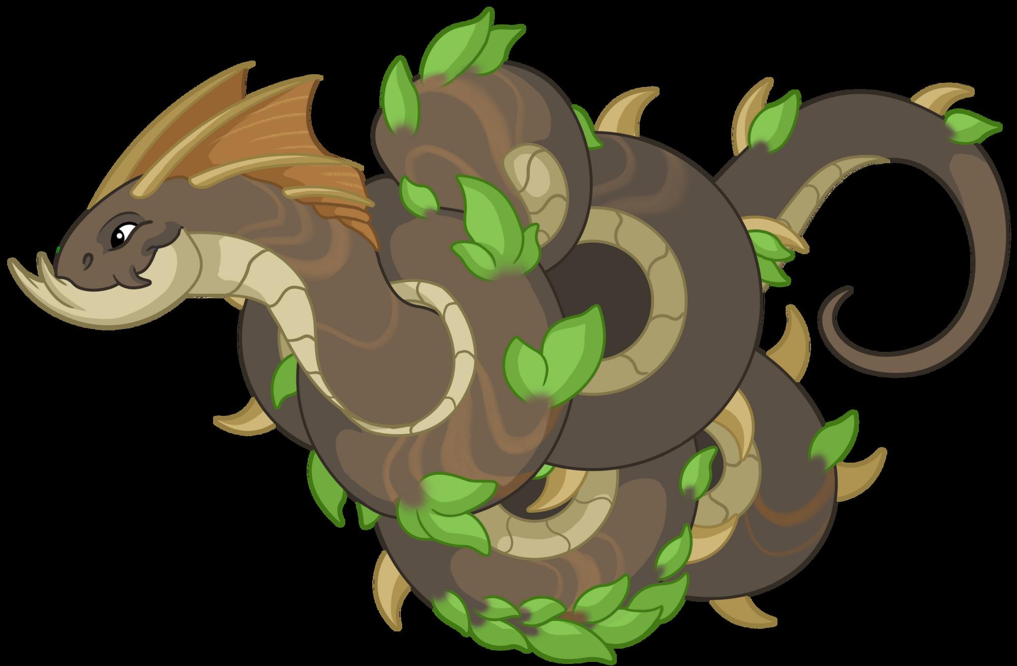 Water Dragon Dragonvale | Olivero