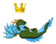 RiverDragonAdultCrown