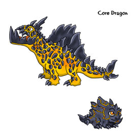 Core Dragon