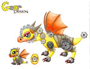 Gear Dragon
