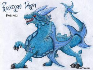 Kululu's Rasengan Dragon WTL