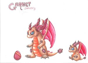 WTL Garnet Dragon