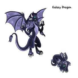 Galaxy Dragon