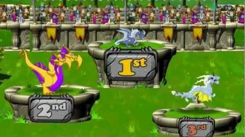 DragonVale Dragon Races