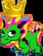 SpringDragonBabyCrown